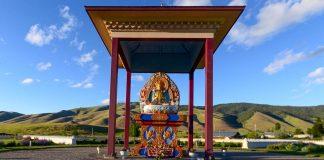 The Garden of a Thousand Buddhas