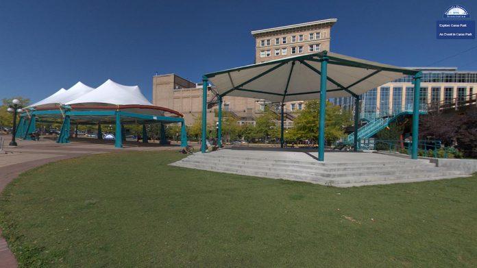 Rent Caras Park Pavilion